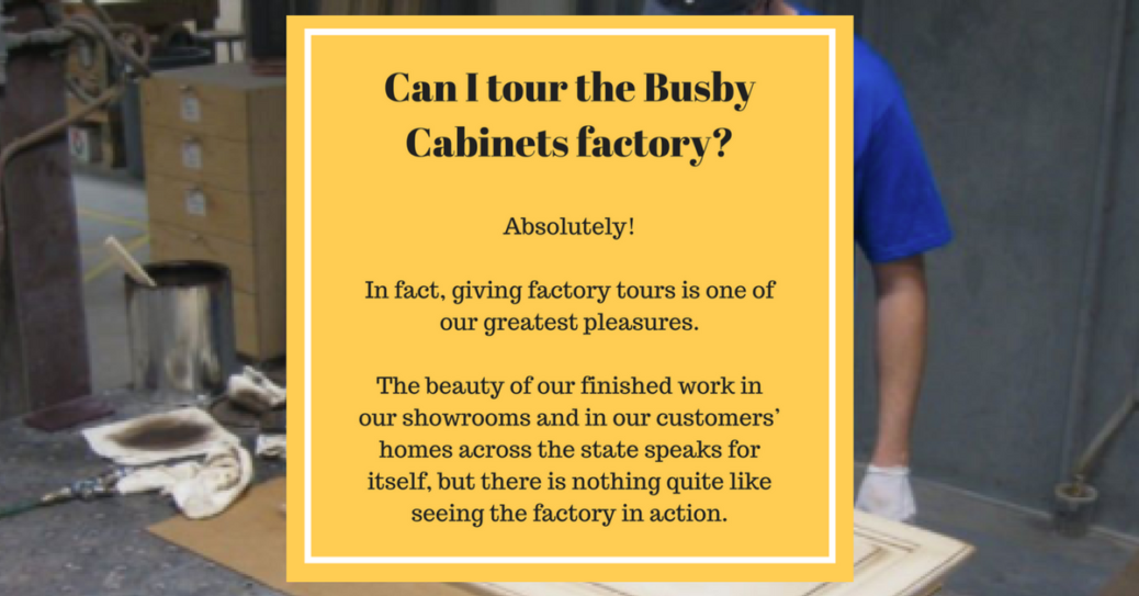 cabinets manufacturer in Gainesville