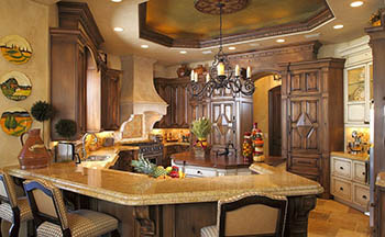 traditional kitchen - Orlando, FL