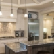 kitchen cabinets with crown moulding