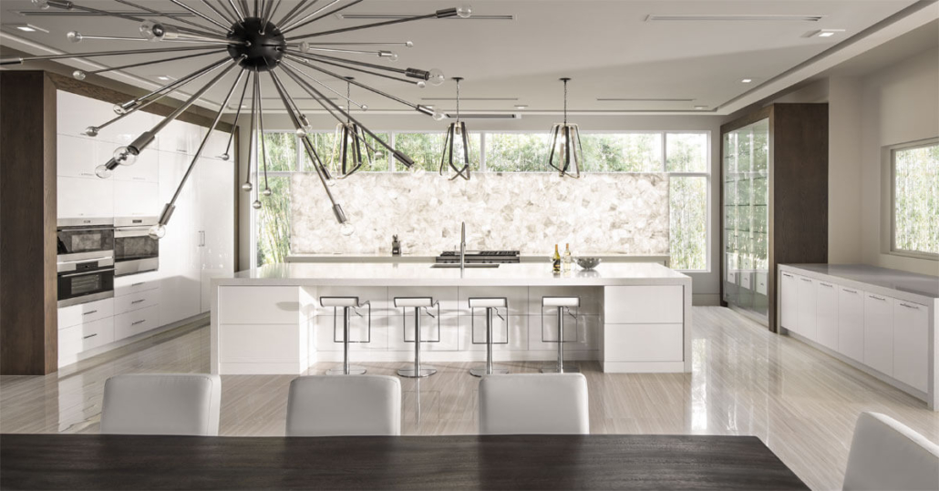 Contemporary Design Kitchen Gallery - Busby Cabinets