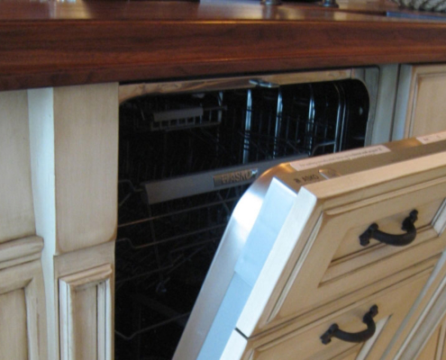 Learn How A Dishwasher Cabinet Is 1 Of, Dishwasher Kitchen Cabinet