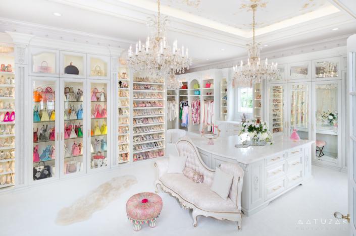 luxury specialty closet
