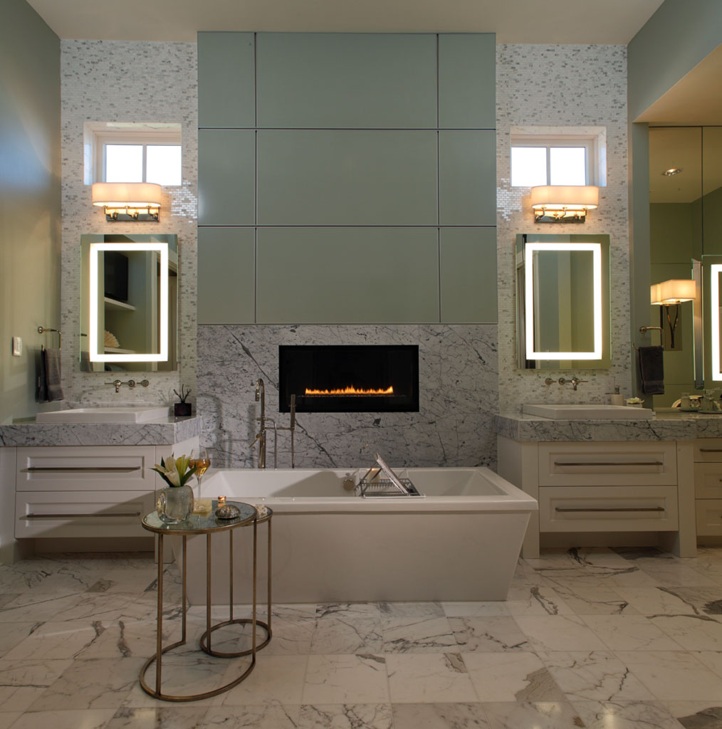 Custom Glass Bathroom Cabinets Gainesville FL Residents Demand