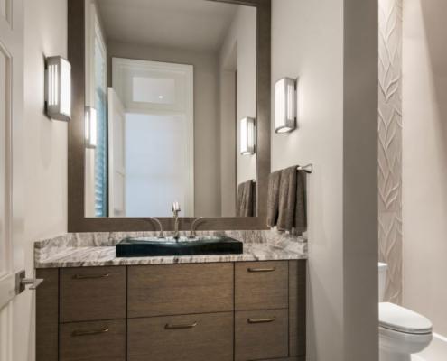 contemporarr bathroom cabinets