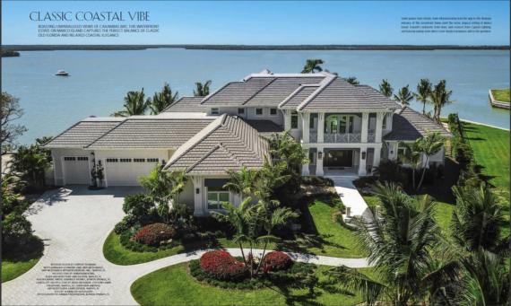 Classic Coastal Vibe in Florida